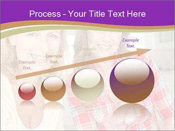 Best Female Friends PowerPoint Template - Slide 87
