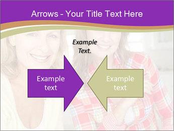 Best Female Friends PowerPoint Template - Slide 90
