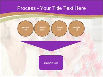Best Female Friends PowerPoint Template - Slide 93