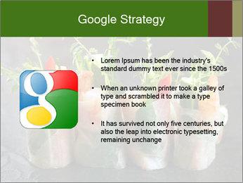 Spring Rolls PowerPoint Template - Slide 10