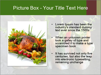 Spring Rolls PowerPoint Template - Slide 13