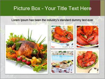 Spring Rolls PowerPoint Template - Slide 19