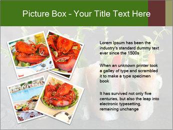 Spring Rolls PowerPoint Template - Slide 23