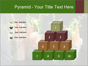 Spring Rolls PowerPoint Template - Slide 31