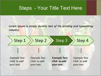 Spring Rolls PowerPoint Template - Slide 4