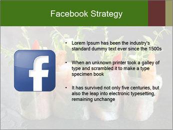Spring Rolls PowerPoint Template - Slide 6