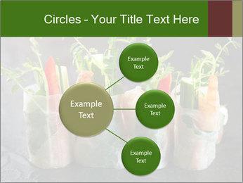 Spring Rolls PowerPoint Template - Slide 79