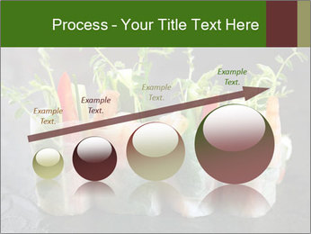 Spring Rolls PowerPoint Template - Slide 87