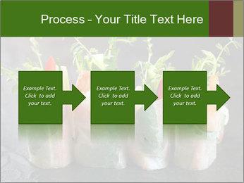Spring Rolls PowerPoint Template - Slide 88