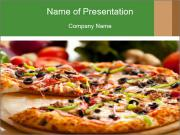 Pizza In Italy PowerPoint Template