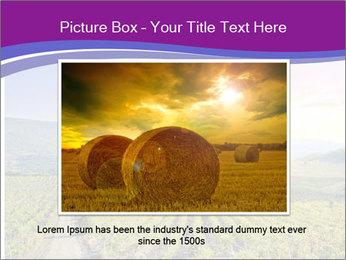 Beautiful Valley PowerPoint Template - Slide 16