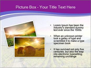 Beautiful Valley PowerPoint Template - Slide 20