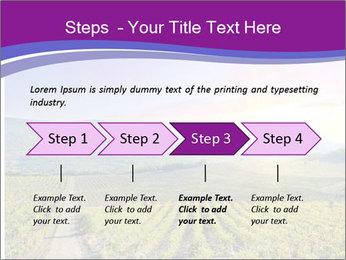 Beautiful Valley PowerPoint Template - Slide 4
