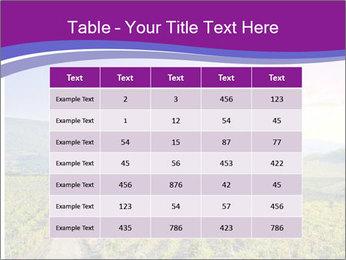 Beautiful Valley PowerPoint Template - Slide 55