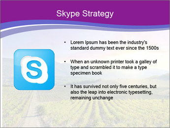 Beautiful Valley PowerPoint Template - Slide 8
