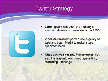 Beautiful Valley PowerPoint Template - Slide 9