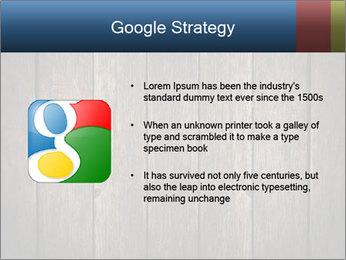 Grunge Wooden Surface PowerPoint Template - Slide 10