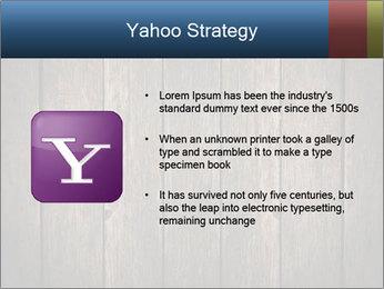 Grunge Wooden Surface PowerPoint Template - Slide 11