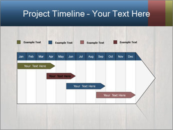 Grunge Wooden Surface PowerPoint Template - Slide 25