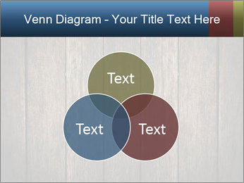Grunge Wooden Surface PowerPoint Template - Slide 33