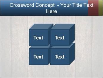 Grunge Wooden Surface PowerPoint Template - Slide 39