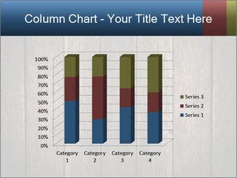 Grunge Wooden Surface PowerPoint Template - Slide 50