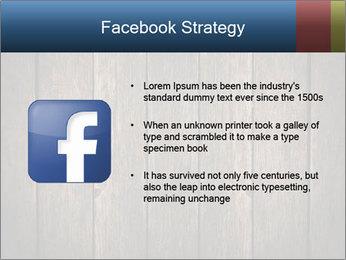 Grunge Wooden Surface PowerPoint Template - Slide 6