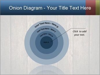 Grunge Wooden Surface PowerPoint Template - Slide 61