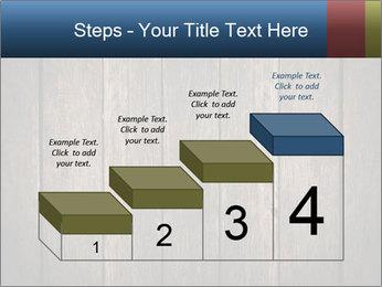 Grunge Wooden Surface PowerPoint Template - Slide 64