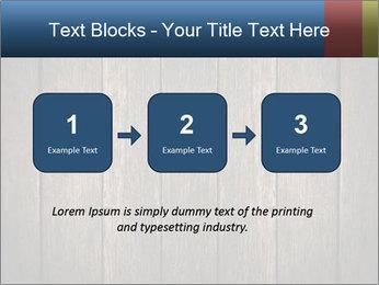 Grunge Wooden Surface PowerPoint Template - Slide 71
