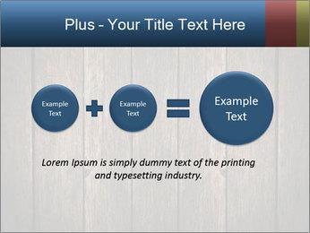 Grunge Wooden Surface PowerPoint Template - Slide 75