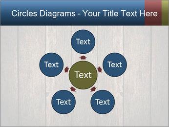 Grunge Wooden Surface PowerPoint Template - Slide 78