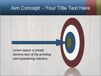 Grunge Wooden Surface PowerPoint Template - Slide 83