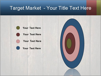 Grunge Wooden Surface PowerPoint Template - Slide 84