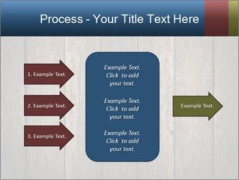 Grunge Wooden Surface PowerPoint Template - Slide 85
