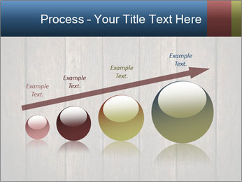 Grunge Wooden Surface PowerPoint Template - Slide 87