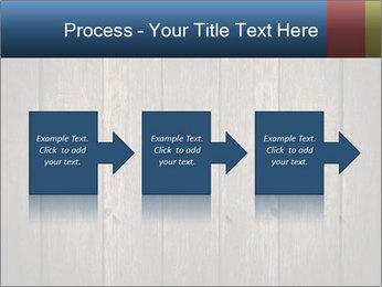 Grunge Wooden Surface PowerPoint Template - Slide 88