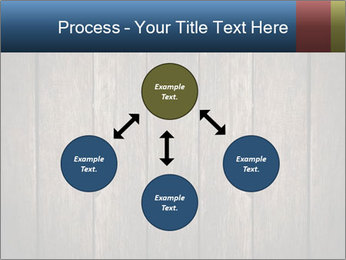 Grunge Wooden Surface PowerPoint Template - Slide 91