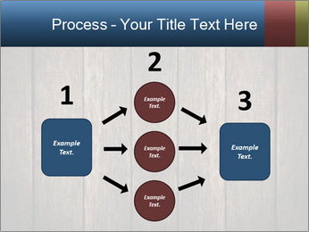 Grunge Wooden Surface PowerPoint Template - Slide 92
