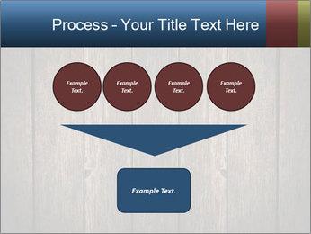 Grunge Wooden Surface PowerPoint Template - Slide 93