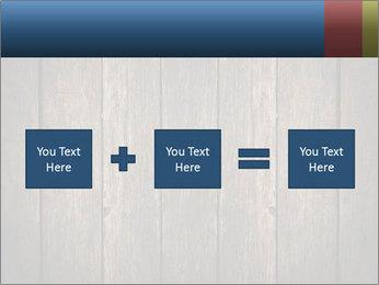Grunge Wooden Surface PowerPoint Template - Slide 95