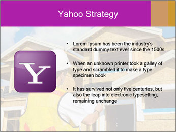 Finished House Construction PowerPoint Template - Slide 11