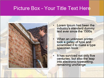 Finished House Construction PowerPoint Template - Slide 13
