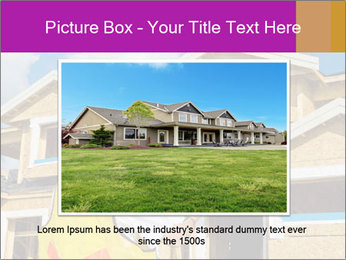 Finished House Construction PowerPoint Template - Slide 15