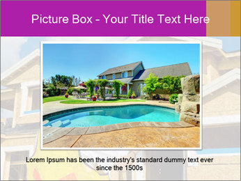Finished House Construction PowerPoint Template - Slide 16