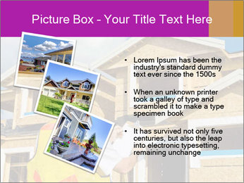 Finished House Construction PowerPoint Template - Slide 17