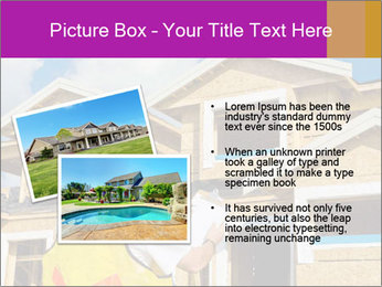 Finished House Construction PowerPoint Template - Slide 20