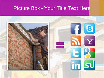 Finished House Construction PowerPoint Template - Slide 21