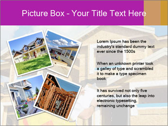 Finished House Construction PowerPoint Template - Slide 23