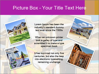 Finished House Construction PowerPoint Template - Slide 24